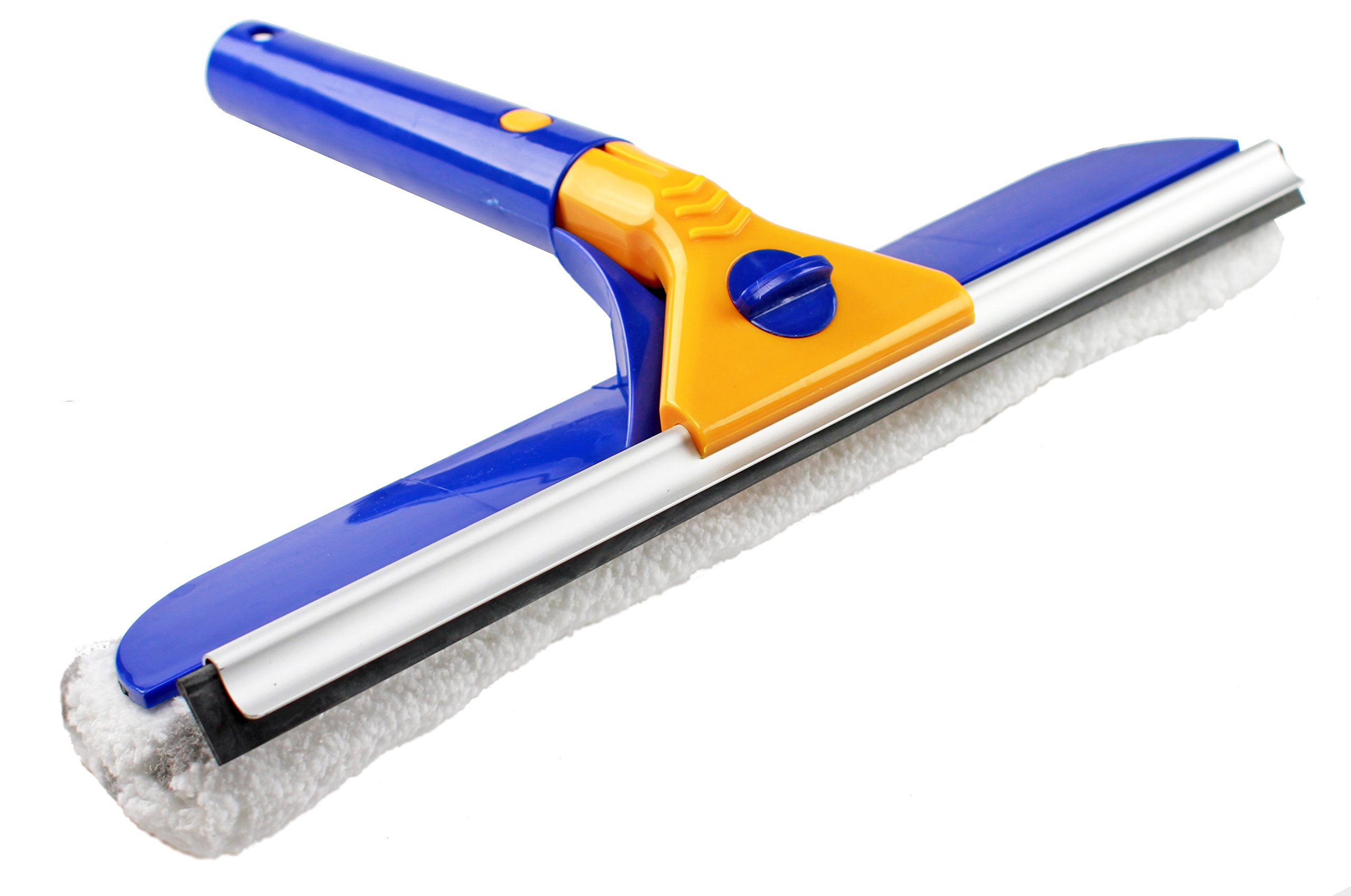 Jet Clean Window Cleaning Washing Kit Squeegee