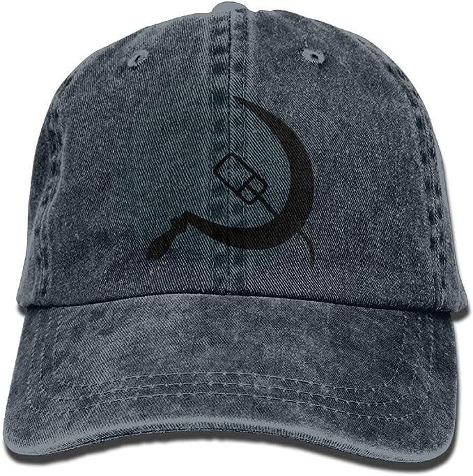 Comunista en Internet con un Clic de The Mouse Cowboy Visor Gorra ...