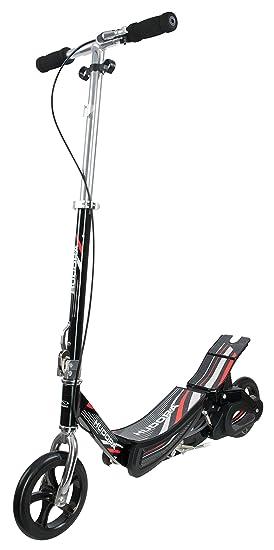 Hodura Hudora - Patinete basculante 200, color rojo/negro ...