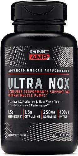 GNC AMP Ultra Nox