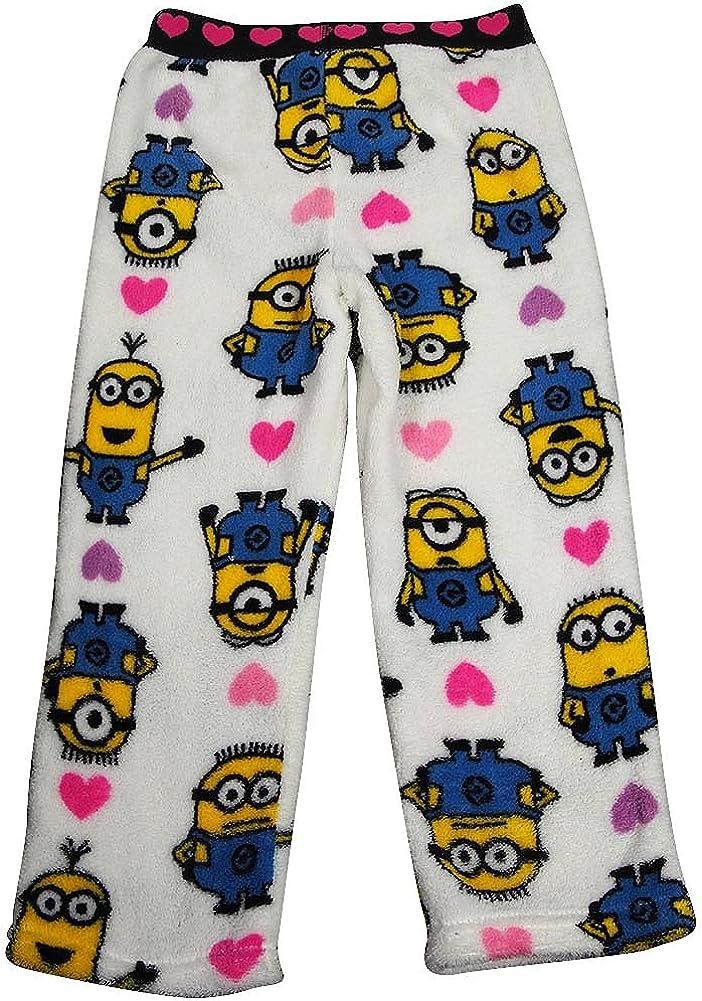 Crazy 8 Girls Little Micro Fleece Pajama Pants