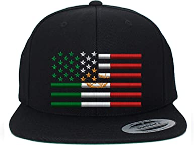 Face of The Masked American Flag Eagle Hip Hop Caps Men//Women Classic Sports Cap