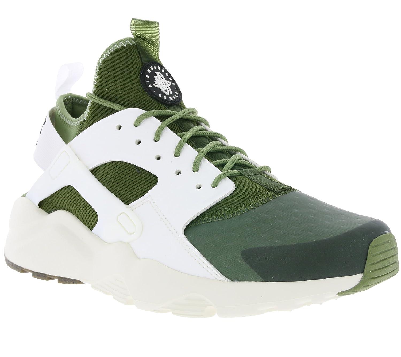 new product cf66b 68b15 Nike Shoes - Air Huarache Run Ultra Se green white green  Amazon.co.uk   Shoes   Bags