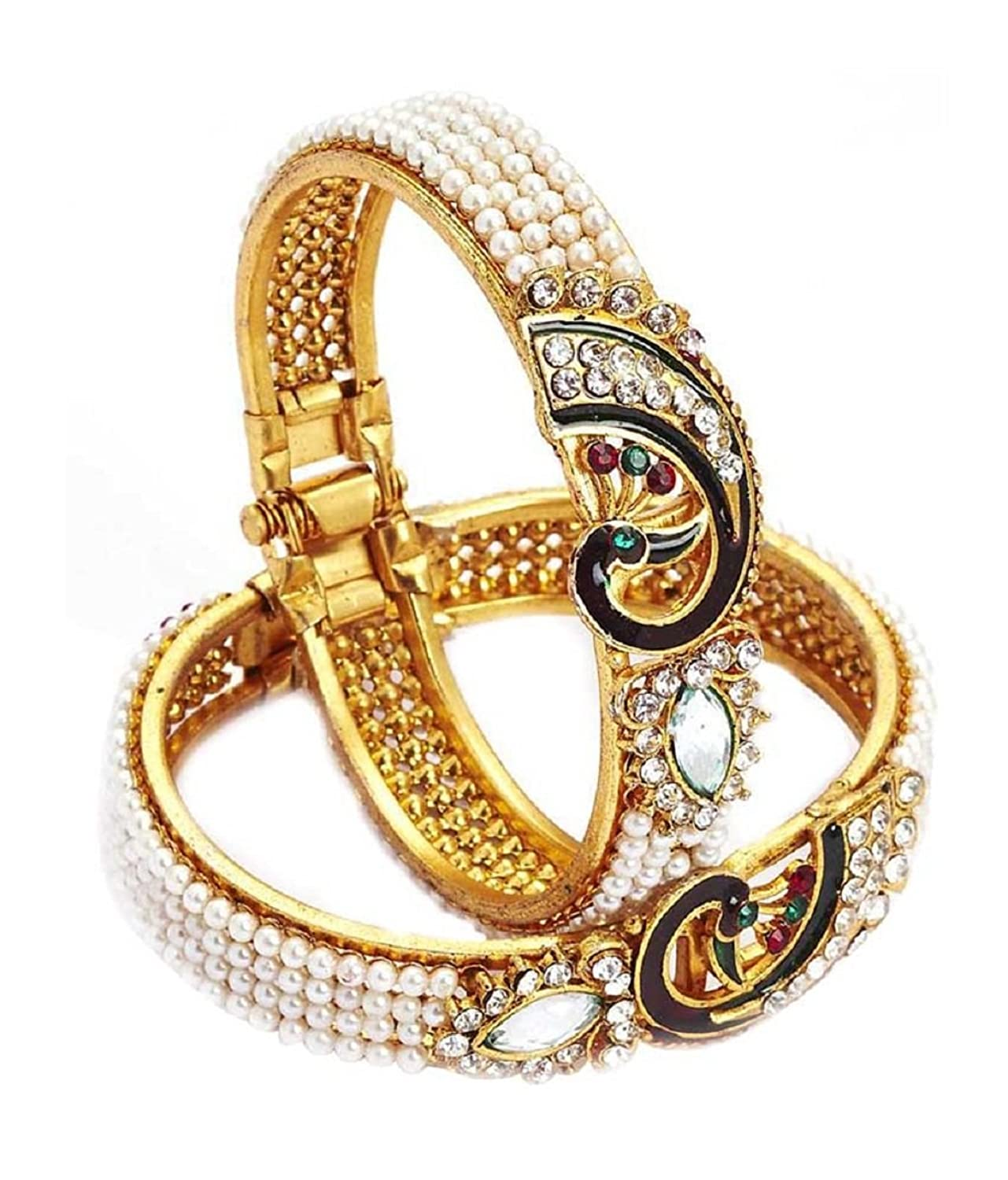 Unique Indian Gold Bangles Online | Jewellry\'s Website