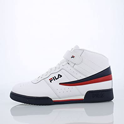 7870c1a3c8c Fila Men's F-13V Leather/Synthetic Shoes Fila Navy / White / Fila ...
