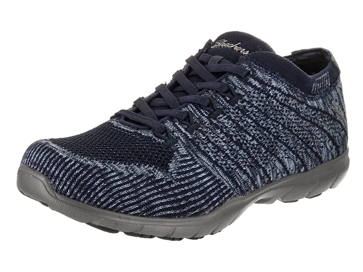 Skechers Relaxed Fit Dreamstep Cool Cutie damen Lace Up Turnschuhe Navy 7