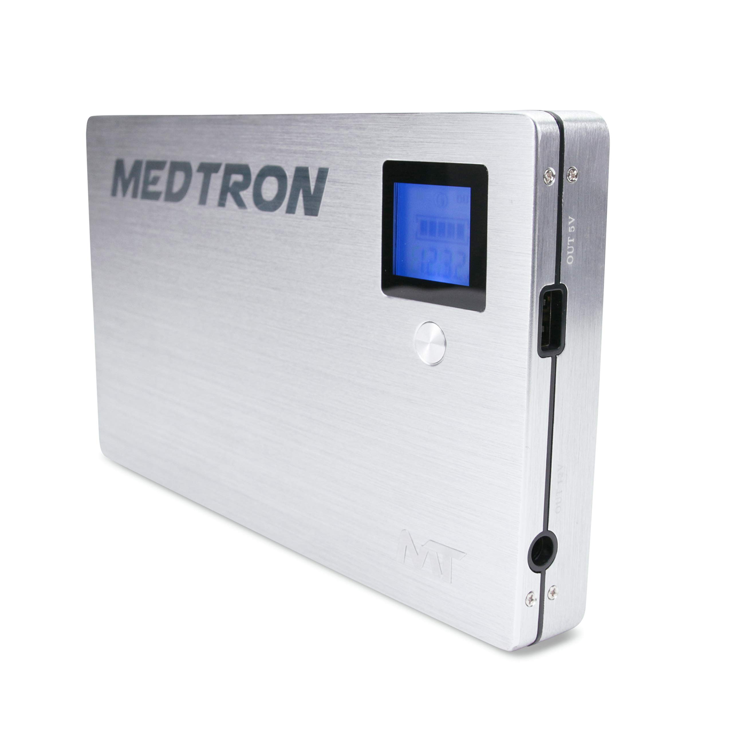 CPAP Battery for ResMed S9/S10 Series | Portable Travel Power Emergency CPAP Battery Pack Supply by MedTron, Model # G-24