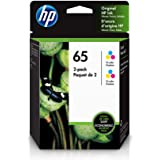 HP 65 | 2 Ink Cartridge | Tri-color | 6ZA56AN