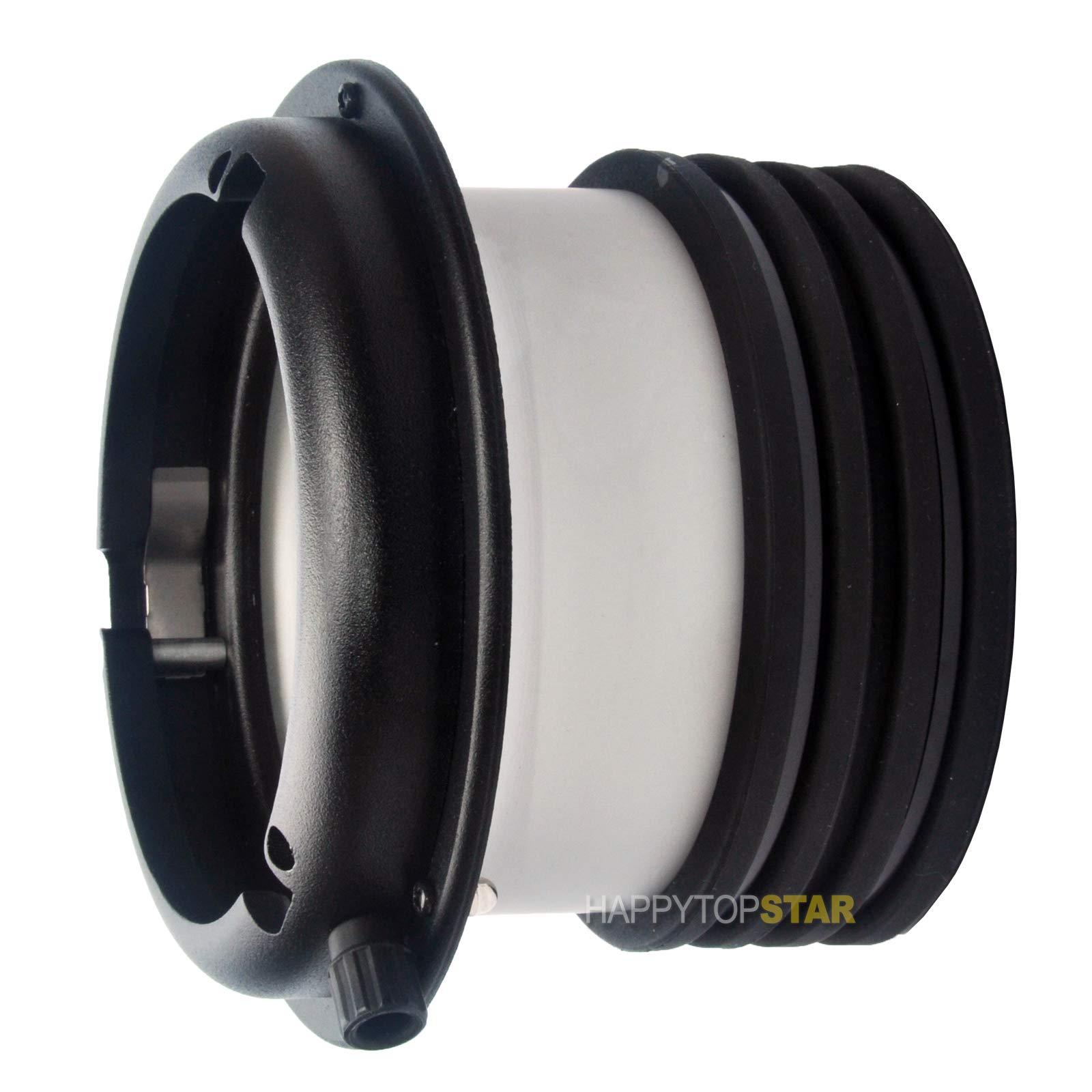 Profoto to Bowens Mount Bowen Mounts Speedring Speeding Adapter Adaptor Converter for Studio Flash Strobe Light