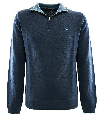 db68425c59 Harmont & Blaine Cashmere Sweater M at Amazon Men's Clothing store: