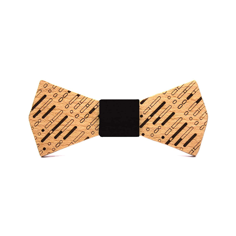 Territorial Pajarita de madera ADN. Colección de moda hombre ... 65ee8e3d7c0
