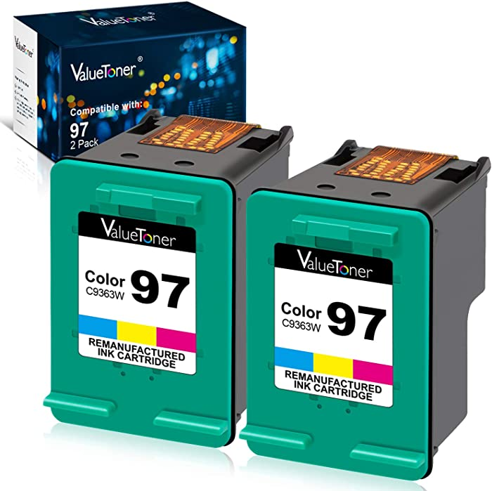 The Best Valuetoner Ink Cartridges For Hp Color 75