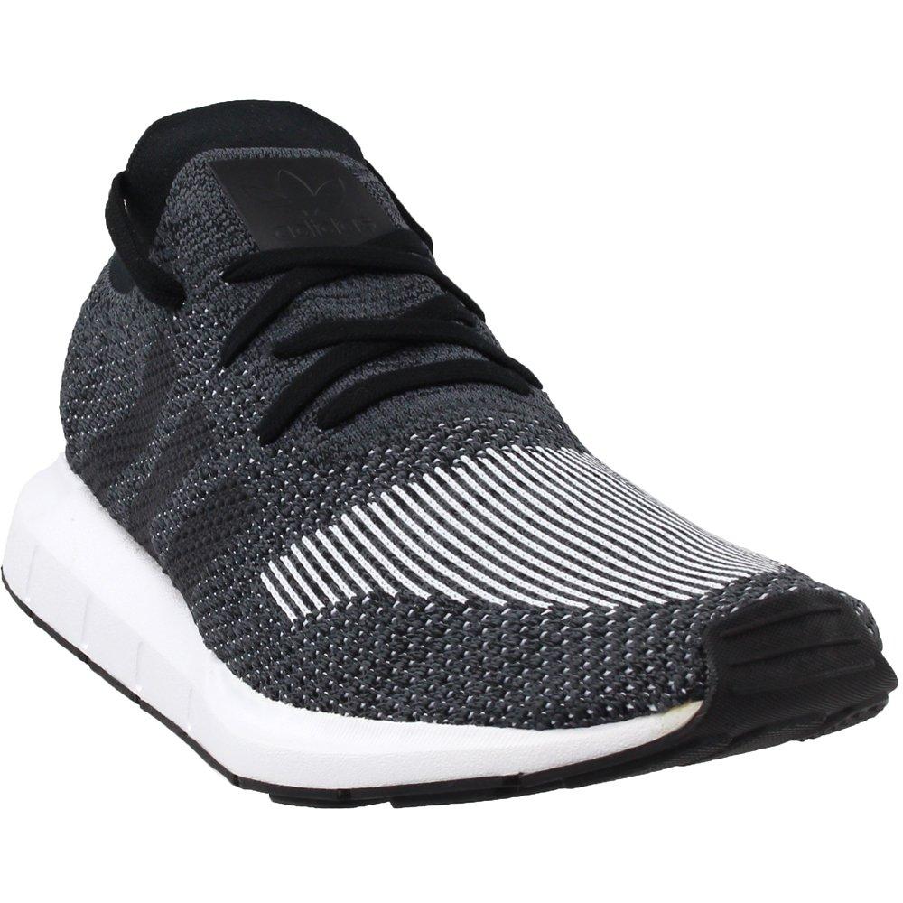 3d914c54ced47 Galleon - Adidas Mens SWIFT RUN PK Core Black Grey Medium Grey Heather -  CQ2889 (10.5)