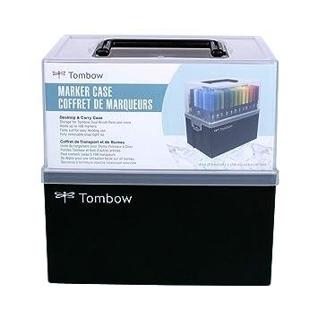Amazon.com: Tombow 56178 - Estuche marcador Almacena y ...