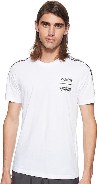 adidas M Pkmn Trnr T Camiseta Hombre