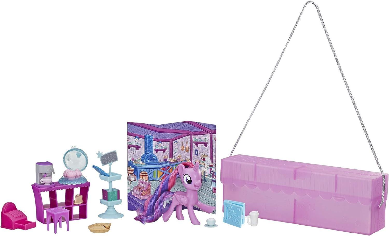 My Little Pony Toy On-The-Go Twilight Sparkle -- Purple 3