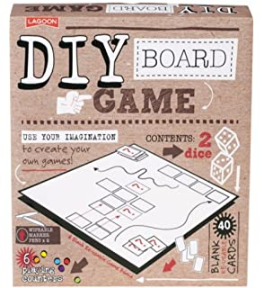 Amazon.com: Make Your Own Game Board Kit by Playtime Felts: Toys ...