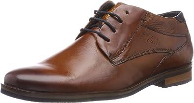 bugatti 3.11598e+11, Zapatos de Cordones Derby para Hombre