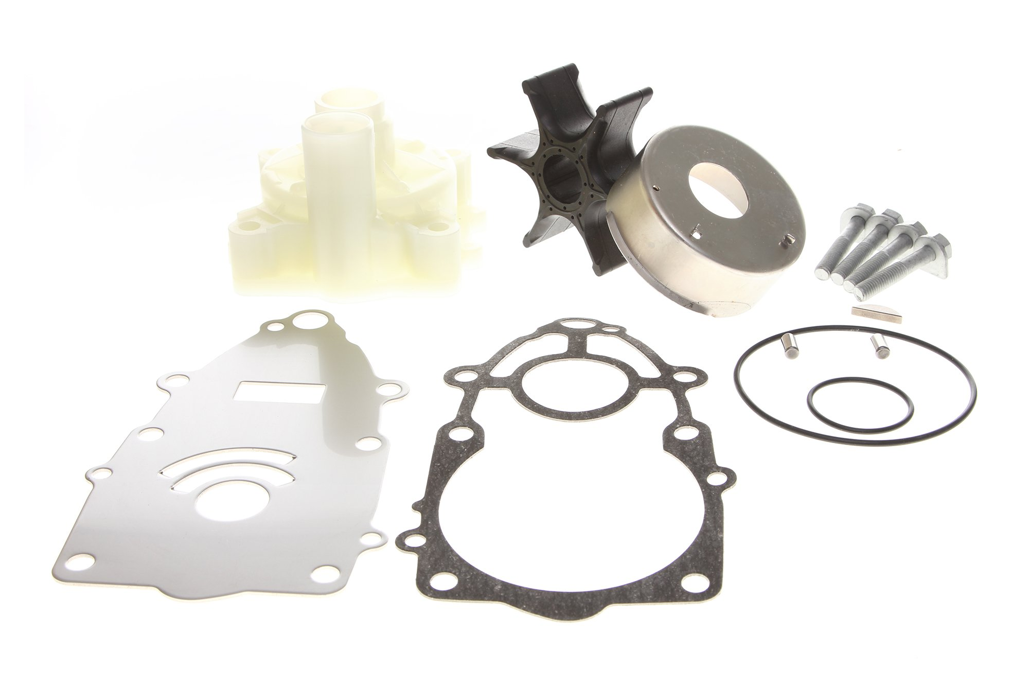 REPLACEMENTKITS.COM - Brand Fits Yamaha 225 250 300 HP F LF LZ Z 4 Stroke Water Pump Kit with Housing - by REPLACEMENTKITS.COM