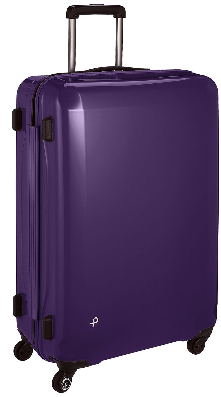 [プロテカ] スーツケース 日本製 ラグーナライトFs サイレントキャスター保証付 82L 70cm 3.7kg 02744 B071ZYZMR2 ディープバイオレット ディープバイオレット