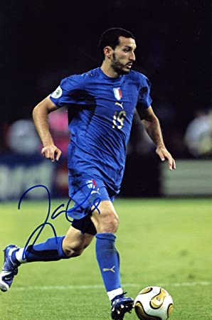 GIANLUCA ZAMBROTTA JUVENTUS STARS OF SPORT SOCCER FOOTBALL FIGURE