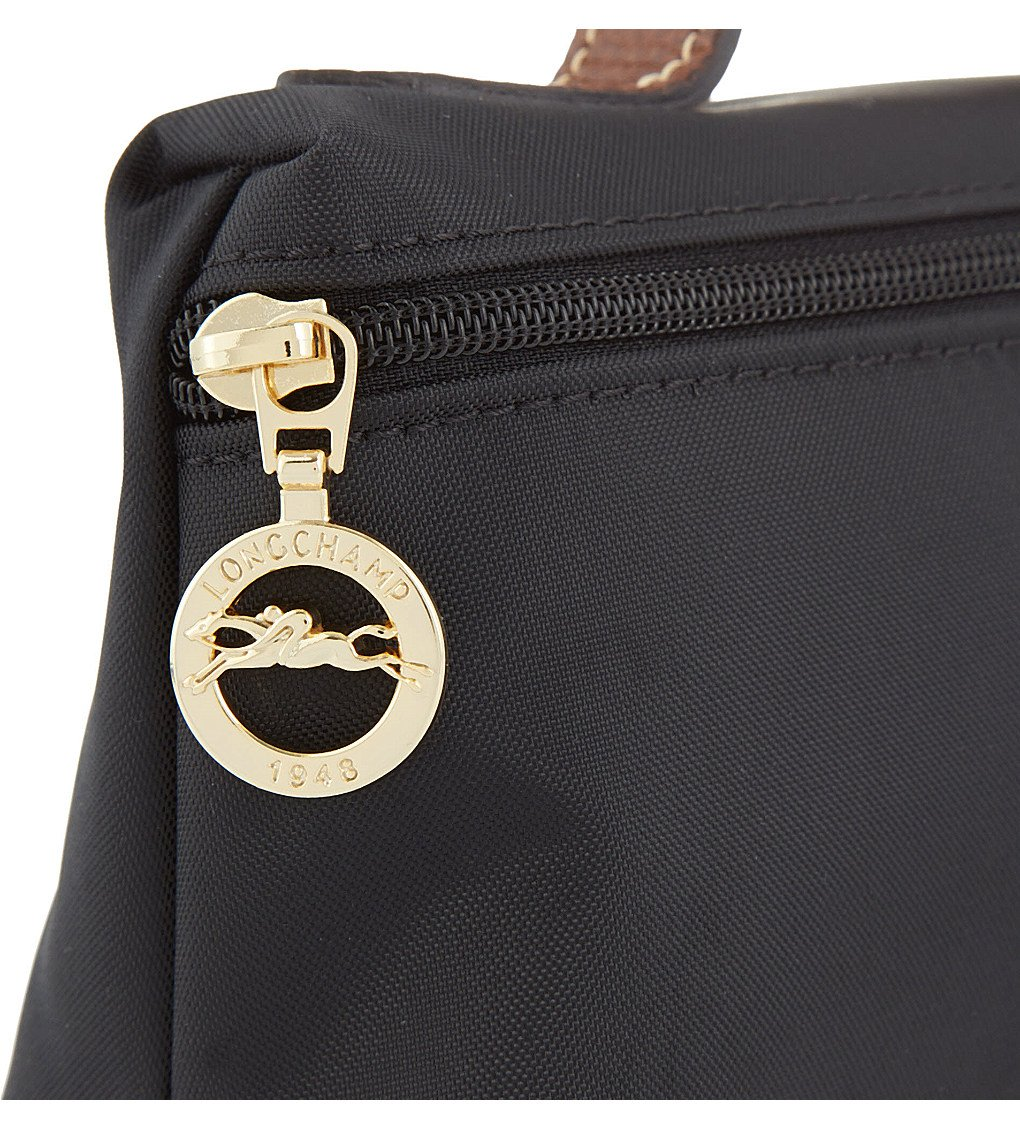Longchamp Le Pliage Make Up Bag Noir Beauty Lc030 Longchample Medium The City