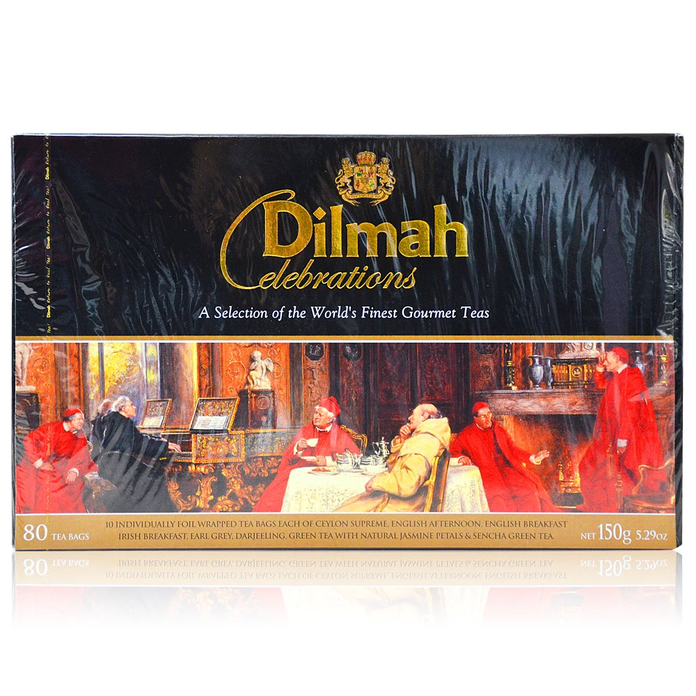 Dilmah Pure Green Tea Kemasan Foil Envelope 20s Daftar Harga Jasmine Tag Tbag Celebrations Collection Of Eight Specialty And Teas 80 Bags