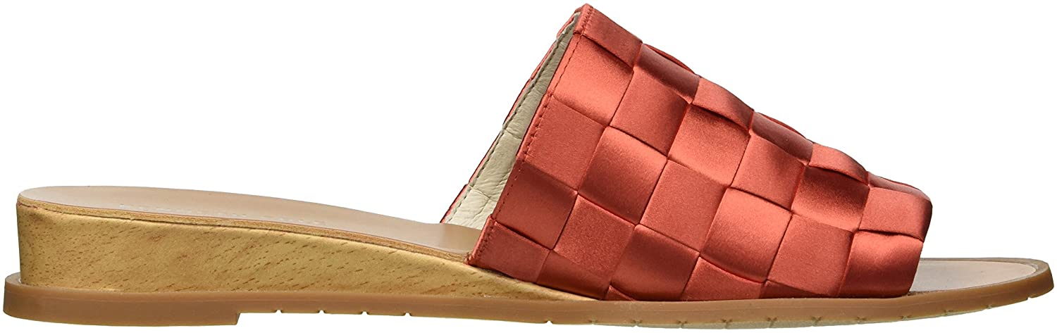 Kenneth Cole Woven New York Women's Joanne Woven Cole Satin Slide Sandal B079K6BC8D 10 B(M) US|Terra db6abc