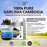 100% Pure Garcinia Cambogia   1500 MG Per Serving   180 Veggie Caps   Extra Strength Natural Weight Loss & Appetite Suppressant with HCA and Bioperine   Non-GMO - Gluten & Gelatin Free Extract
