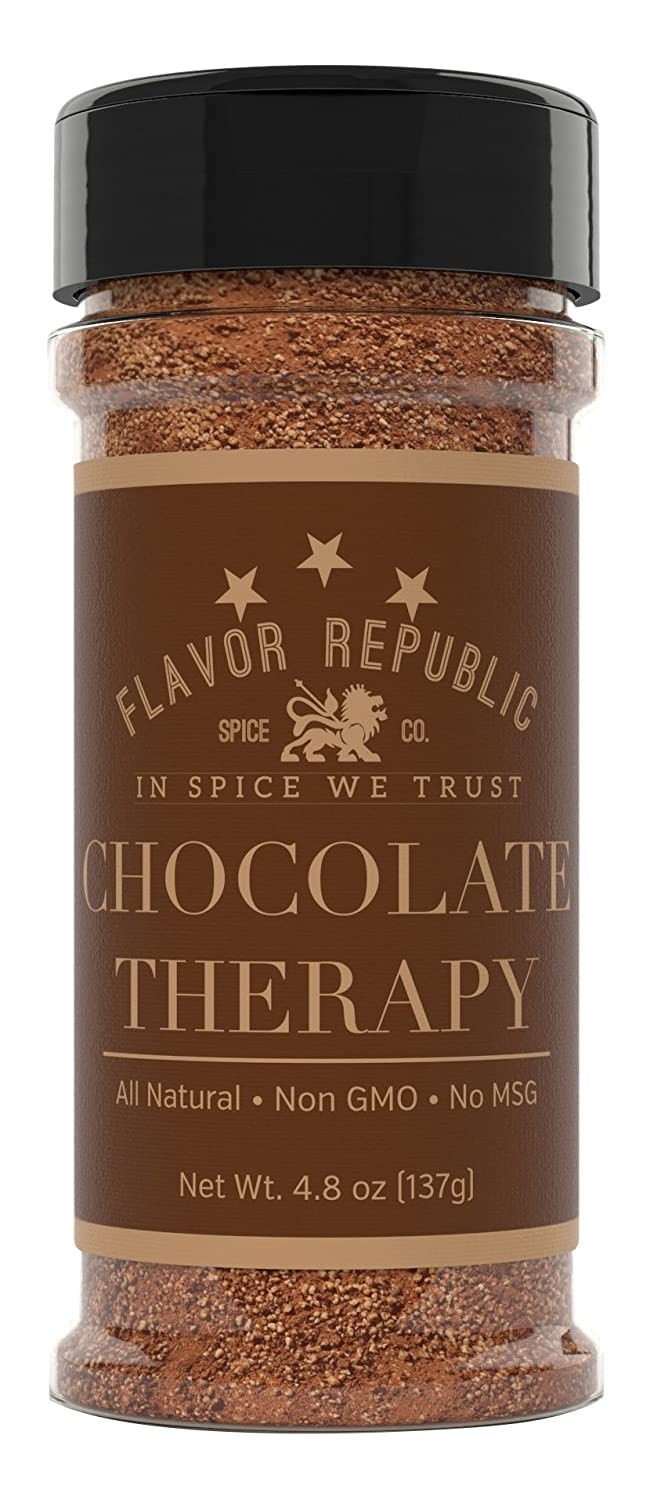 Amazon.com : Flavor Republic Chocolate Therapy A Rich and Full ...