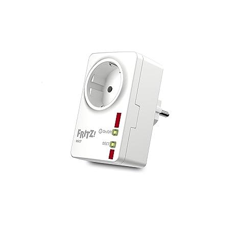 AVM FRITZ!DECT 200 - Intelligente Steckdose für das Heimnetz, deutschsprachige Version