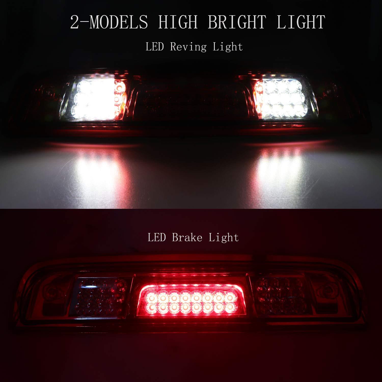 For 2014-2018 Chevy Silverado & GMC Sierra 1500 2500HD 3500HD LED ...