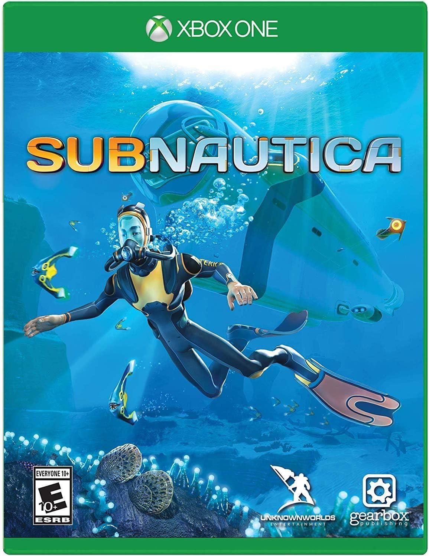 Amazon com: Subnautica - Xbox One: Gearbox Publishing LLC