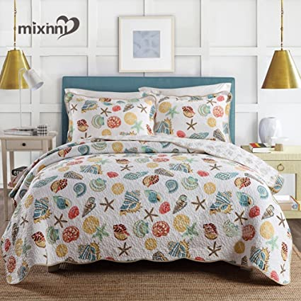 beyond painted patchwork bed comforter product store set bath