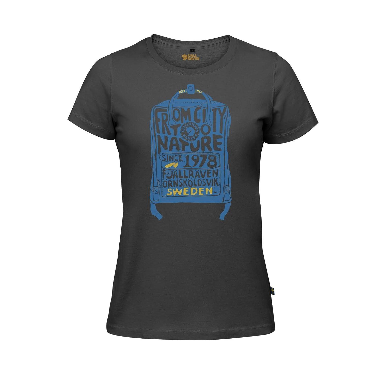 Fjä llrä ven Damen Kanken W T-Shirt Fjällräven F89978