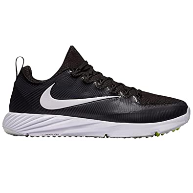 Nike Men\u0027s Vapor Speed Turf Football Shoe Black/Anthracite/White Size 8.5  ...