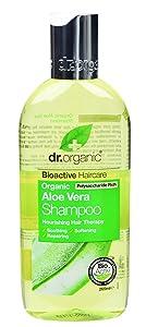 Organic Doctor Aloe Vera, Shampoo, 9 Fluid Ounce