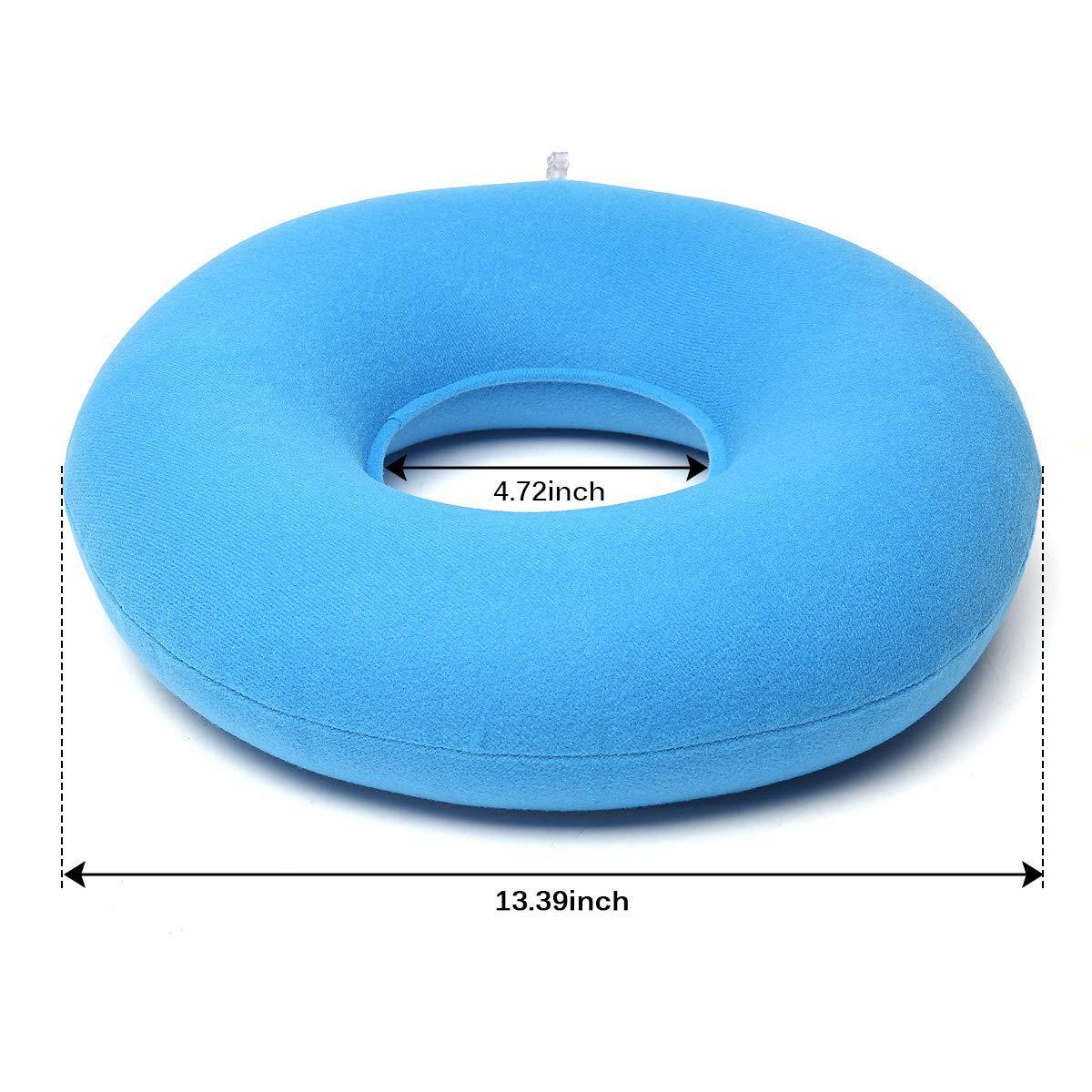 Amazon.com: Cojín Donut de 13.0 in Inflable Anillo ...