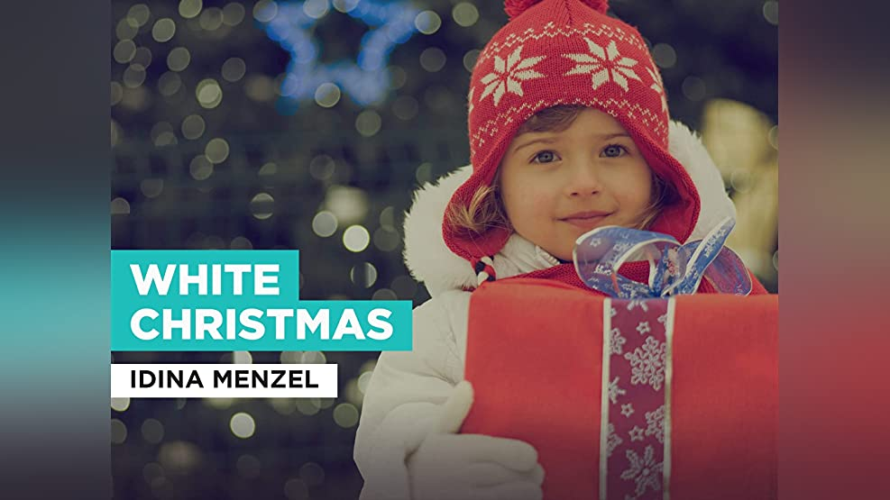 White Christmas in the Style of Idina Menzel