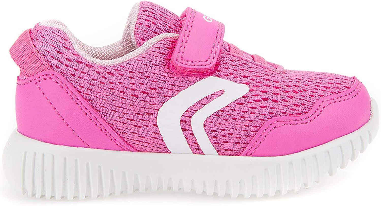 Geox Baby Waviness Girls Infant Sports Trainers