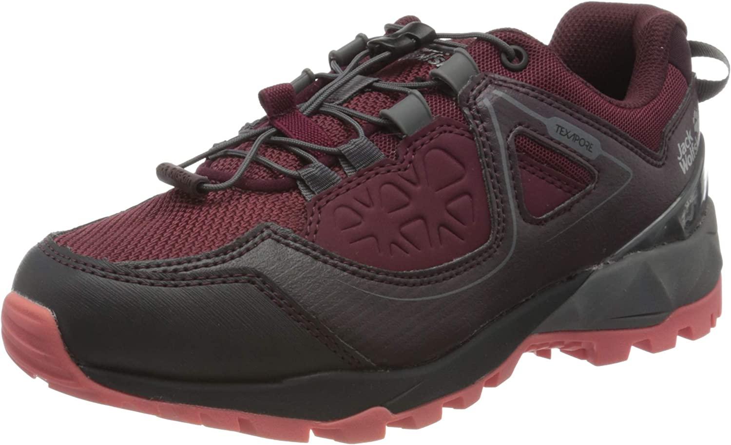 Max 52% OFF Jack Wolfskin Women's 40% OFF Cheap Sale High Shoes Hiking Low Rise