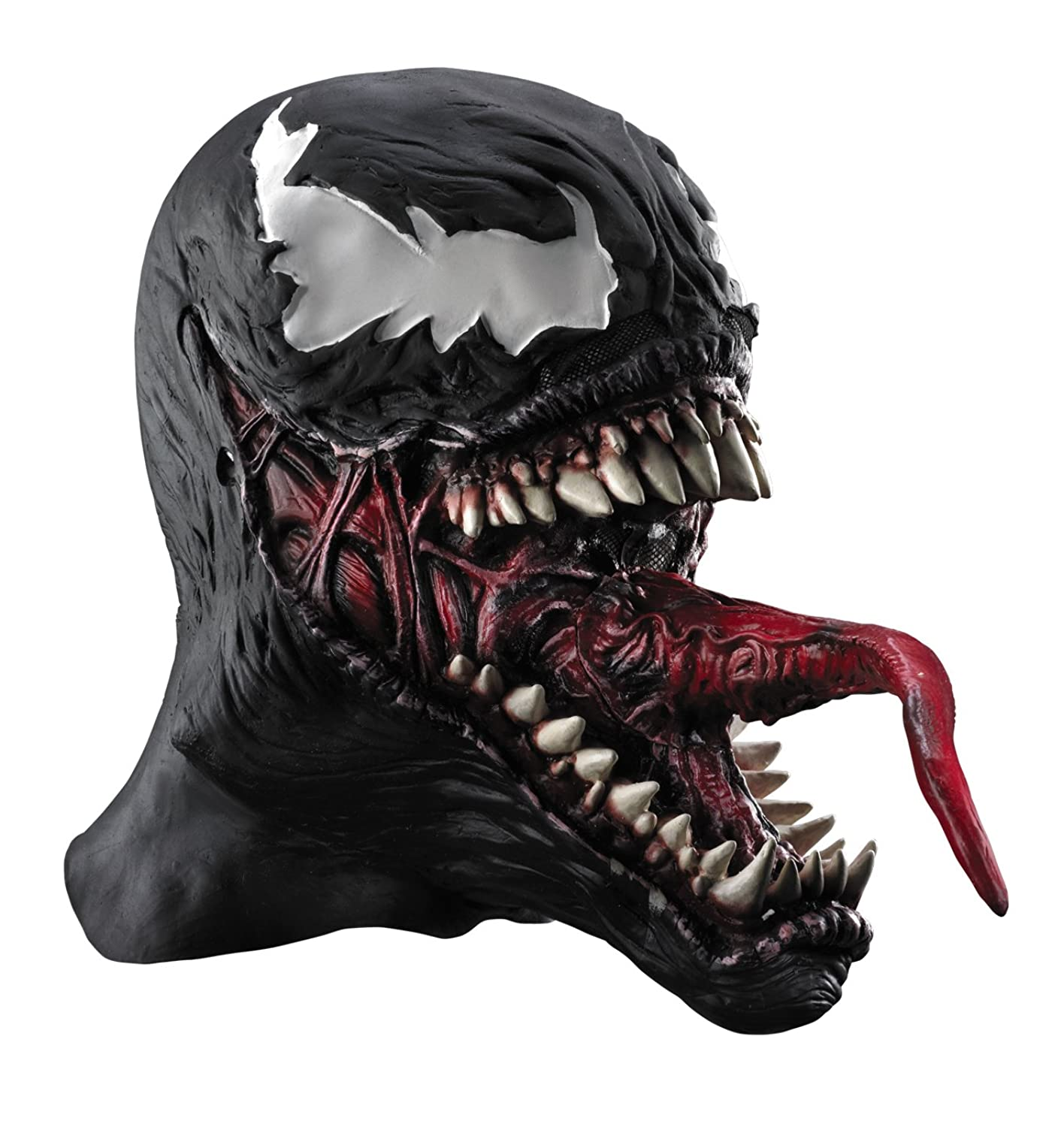 Amazon.com: Disguise Men's Marvel Spider-Man Venom Adult Vinyl ...