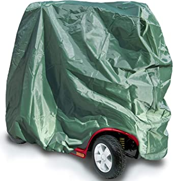 Waterproof Large Mobility Scooter Cover Heavy Performance Rain Proof 147 X 71 X 140 Cm Auto