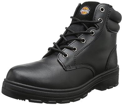 Dickies Men's Challenger Waterproof Boot,Black,8.5 ...