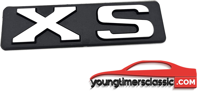 youngtimersclassic Isolant pour Coffre de Peugeot 205 GTI