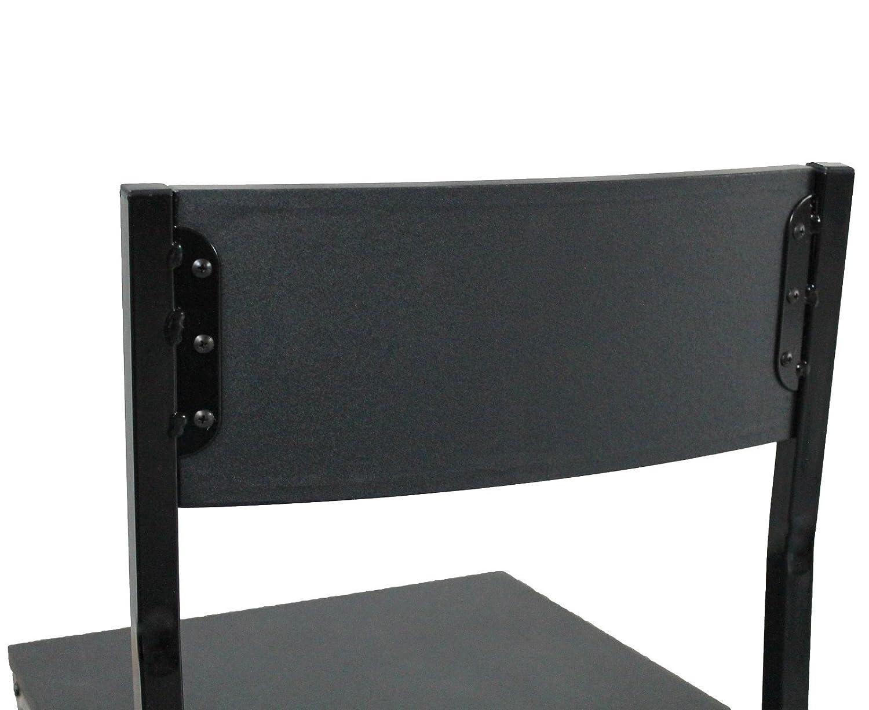Yelloo set 2 sgabelli angolo bar arredo sedie cucina salotto colore