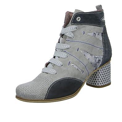 43 EU EU Charme Bottes Pour Femme - Gris - Gris  Baskets Femme Chaussures Nike Air Max 90 noires homme  Baskets Femme tw2yex3lCL,