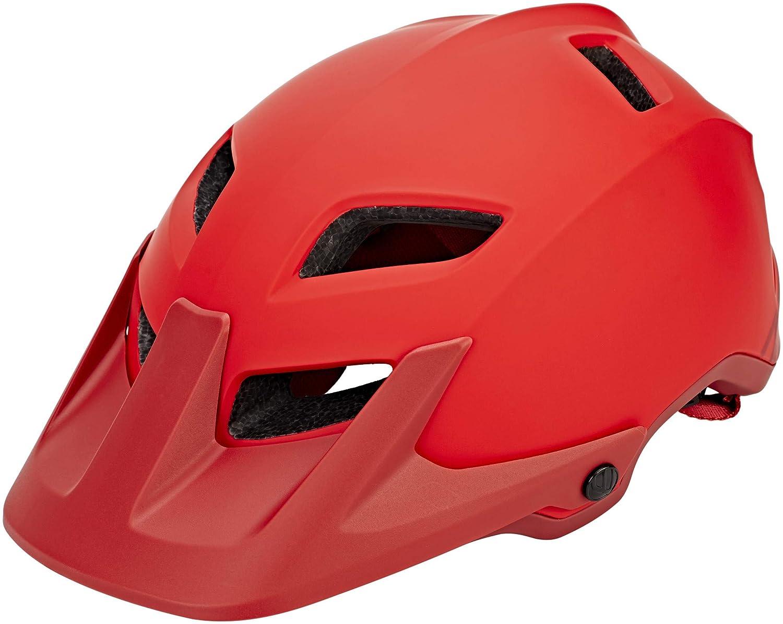 BBB Ore BHE-58 Helm rot matt 2019 Fahrradhelm