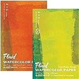 Fluid Easy Block Fluid Watercolor Blocks 4 in. x 6 in. block