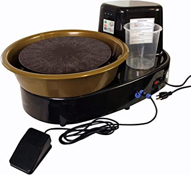 Amazon Com U S Art Supply 3 4 Hp Table Top Pottery Wheel With